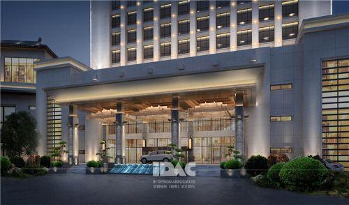 IDAC彦翔设计作品--陕西洛南华阳国际饭店