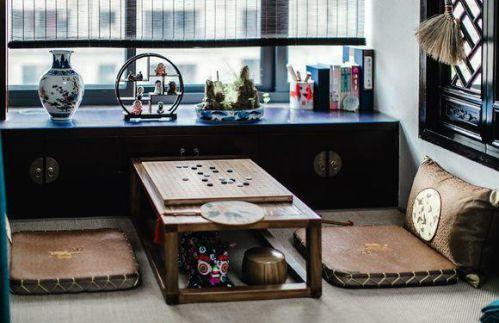新中式既时尚又古典