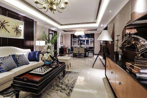 万象未央3室2厅162平米欧式风格