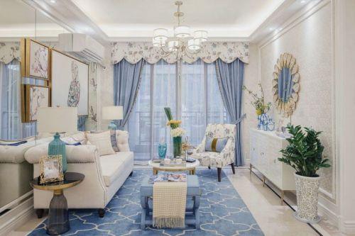 紫气东来3室2厅147平米地中海风格