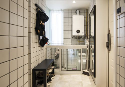 【新派小日式】双朝南卧室一间改成客厅,还有空间做出榻榻米房间