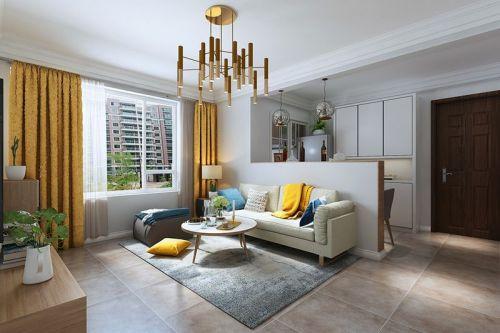 枫林绿洲一期2室2厅100平米宜家风格