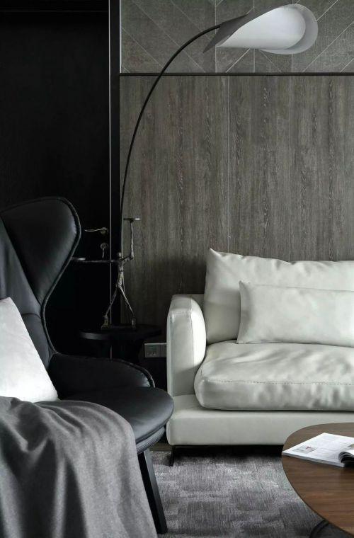 秀水名邸280平现代简约风格案例