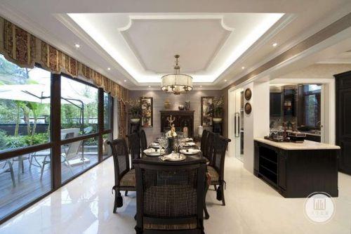 混搭风格的,一个家居空间的百变风情!