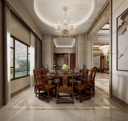 中式别墅设计:侨城别墅