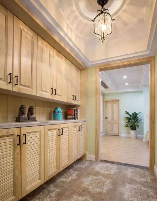 茉莉公馆淡雅美式风,色彩温馨的家!