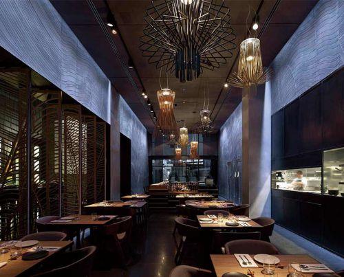 成都西餐厅一帆风情装饰设计鉴赏