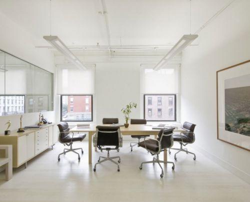 成都写字楼办公室装修设计作品鉴赏
