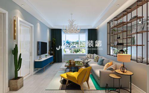 香湾青城现代风格装修效果图
