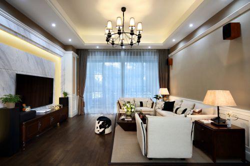 深圳招商海月私宅设计|如梦、如幻的——恬静