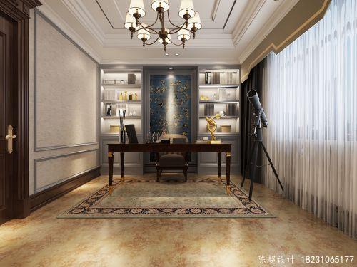 邯郸美式风格家装的设计陈超设计