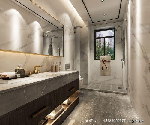 新中式风格小别墅的设计陈超设计