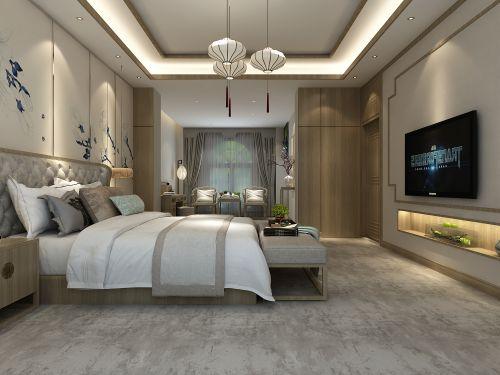 新中式风格别墅的设计陈超设计