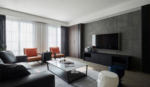 现代时尚家居装修设计效果图赏析