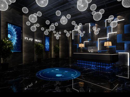 1000㎡贵阳酒吧的设计陈超设计