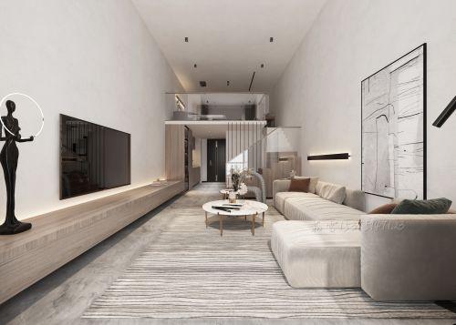 现代极简公寓