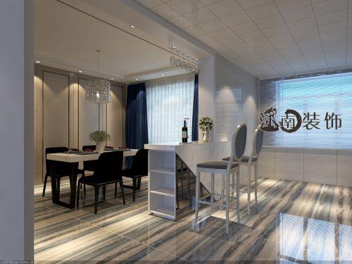 哈尔滨江南装饰现代简约复室效果图案例