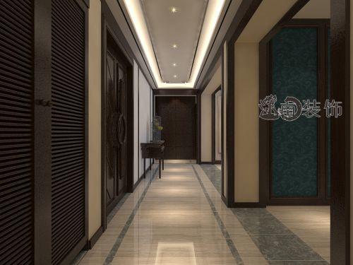 哈尔滨江南装饰新中式风格效果图案例