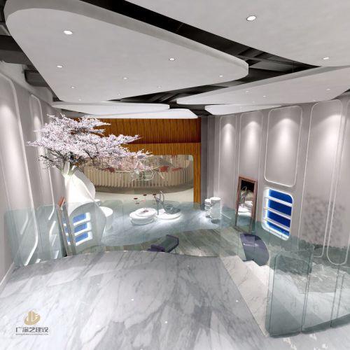 深圳商铺装修设计案例-《honeyGIRI专卖店》-广深艺