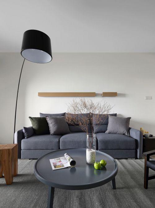 龙都国际3室1厅100平米小资风格