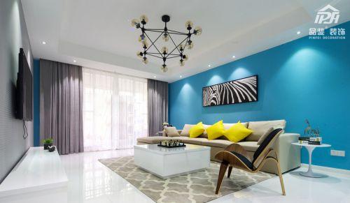 简洁大方极简三居室优雅别致充满了生活的温度