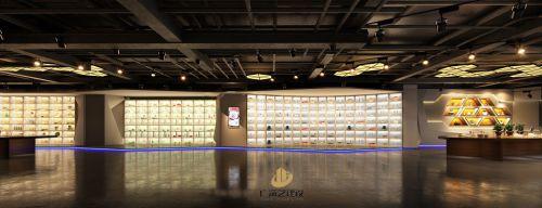 深圳展厅装修设计-华美大厦南方联合公司-广深艺建设