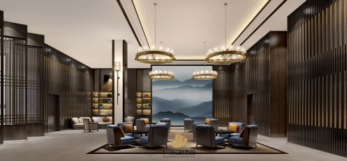 深圳展厅装修设计-售楼中心-广深艺建设