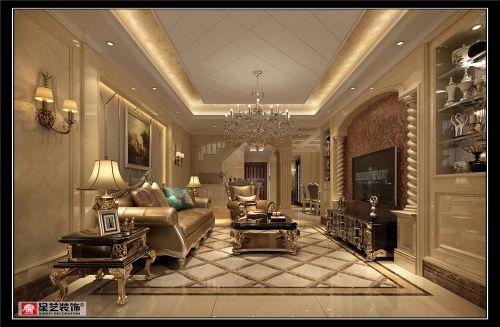 贵阳复式洋房装修设计,金融中心中天润玺250平案例!