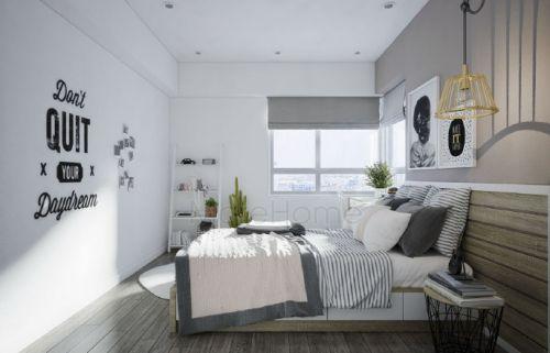 温馨舒适小公寓设计~