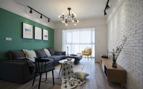 北欧风格家居设计,充满文艺自然的气息!