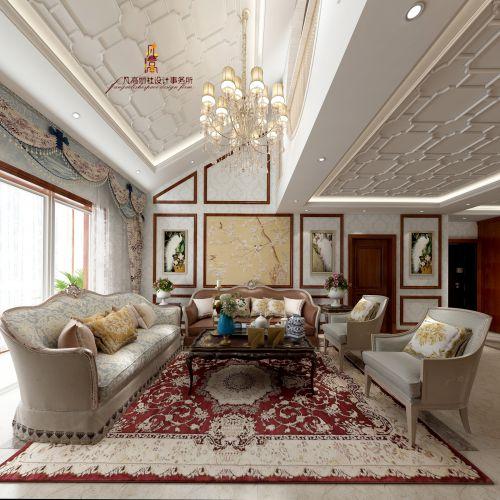 美式新古典-轻奢生活,让优雅成为一种习惯