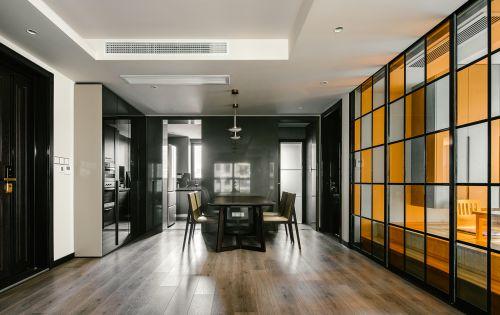 尚汇豪庭时尚酷劲之家主卧开启开放式酒店公寓