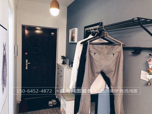 【实景工地】锦江IHome60㎡北欧公寓
