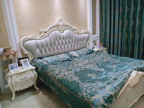 威海尚海湾88平欧式风格设计案例