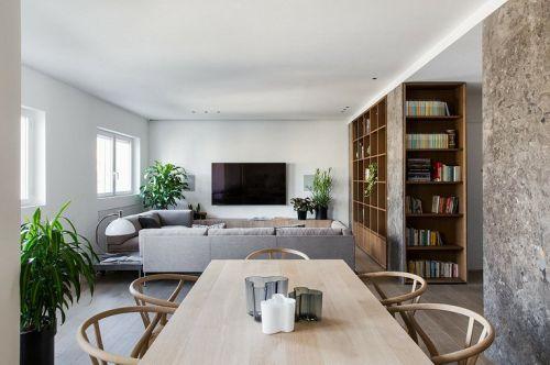 公寓翻新设计