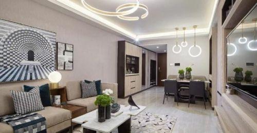 现代简约家居设计。